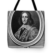 Pierre De Fermat, French Mathematician Tote Bag by Photo Researchers, Inc.