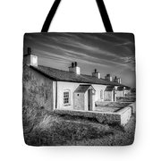 Pilot Cottages Tote Bag by Adrian Evans