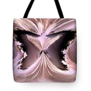 Pink Ice Tote Bag by Maria Urso