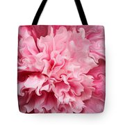 Pink Tote Bag by Kristin Elmquist