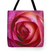 Pinklady Tote Bag by Kathy Yates