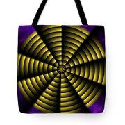 Pinwheel Tote Bag by Christopher Gaston