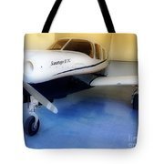 Piper Saratoga Tote Bag by Cheryl Young