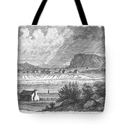 Pittsburgh, 1790 Tote Bag by Granger