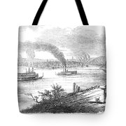 Pittsburgh, 1853 Tote Bag by Granger