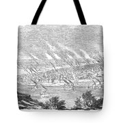 Pittsburgh, 1855 Tote Bag by Granger