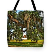 Plantation Tote Bag by Steve Harrington