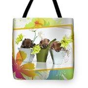 Pomeranian 4 Tote Bag by Everet Regal