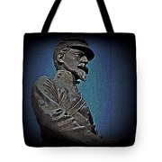 Portrait 29 American Civil War Tote Bag by David Dehner
