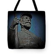 Portrait 30 American Civil War Tote Bag by David Dehner