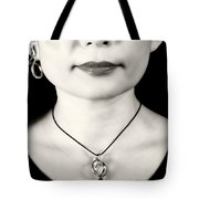 Portrait Tote Bag by Joana Kruse