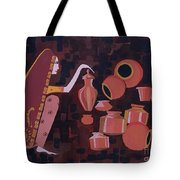 Potter Tote Bag by Vilas Malankar