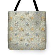 Powdered Tote Bag by Wiliam Morris