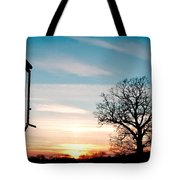 Prayer Beads Tote Bag by Tom Gowanlock