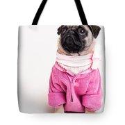 Pretty In Pink Tote Bag by Edward Fielding