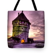 Princes Tower Tote Bag by Syed Aqueel
