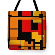 Progress Tote Bag by Ely Arsha