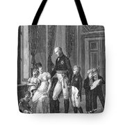 Prussian Royal Family, 1807 Tote Bag by Granger