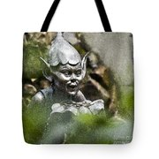 Puck in the Garden Tote Bag by Heiko Koehrer-Wagner