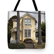 Quaint House Architecture - Benicia California - 5d18591 Tote Bag by Wingsdomain Art and Photography