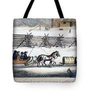 Quakers Tote Bag by Granger
