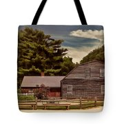 Quest In Time Tote Bag by Lourry Legarde