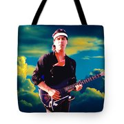 Randy In The Clouds 2 Tote Bag by Ben Upham