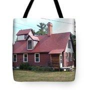 Range Light Tote Bag by Bonfire Photography