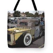 Rat Truck Tote Bag by Steve McKinzie