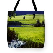 Rathsallagh Golf Club, Co Wicklow Tote Bag by The Irish Image Collection