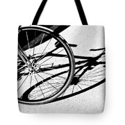 Ready To Ride Tote Bag by Susan Leggett