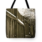 Realm Of Thought Tote Bag by Gwyn Newcombe