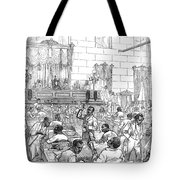 Reconstruction, 1876 Tote Bag by Granger