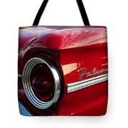 Red Falcon Tote Bag by David Lee Thompson