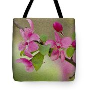 Redbud Branch Tote Bag by Jeff Kolker