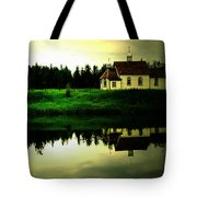 Reflection Of Faith  Tote Bag by Jerry Cordeiro