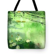 Reflections 1 Tote Bag by Anil Nene