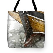 Resting In Ice Tote Bag by Heiko Koehrer-Wagner