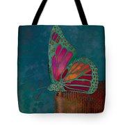 Reve De Papillon - S04bt02 Tote Bag by Variance Collections