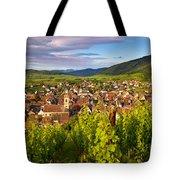 Riquewihr Alsace Tote Bag by Brian Jannsen