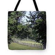 Road To Lynchburg Virginia Tote Bag by Teresa Mucha