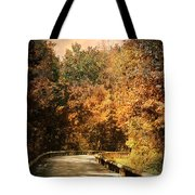 Road To Paradise Tote Bag by Jai Johnson