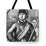 Robert Rogers, Colonial American Tote Bag by Photo Researchers
