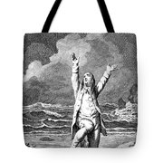 Robinson Crusoe Tote Bag by Granger