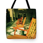Rockers Tote Bag by Cheryl Young