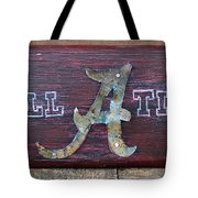 Roll Tide - Medium Tote Bag by Racquel Morgan
