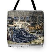 Rome: Perpetua & Felicitas Tote Bag by Granger
