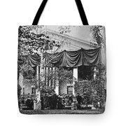 Roosevelt: Oath Of Office Tote Bag by Granger
