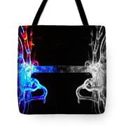 Roots Tote Bag by Sumit Mehndiratta
