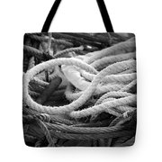Ropes Tote Bag by Eric Gendron